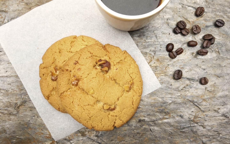 Cookies s vlašskými ořechy
