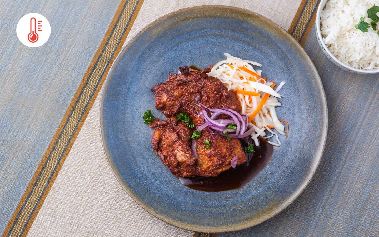 Tandoori Grill Chicken s jasmínovou rýží